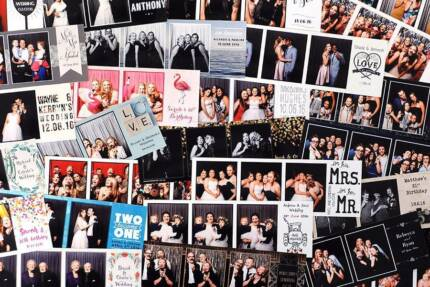 Photo booth hire UNLIMITED PRINTS  from Just $290