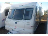 Bailey Pageant Magenta 1999, 2 berth caravan, touring caravan