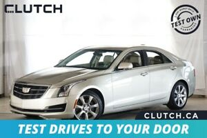 2015 Cadillac ATS Sedan Luxury RWD Finance for $73 Weekly OAC