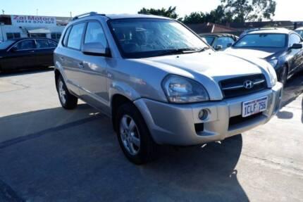 2007 HYUNDAI TUCSON CITY 2.0LTR AUTO $5990 St James Victoria Park Area Preview