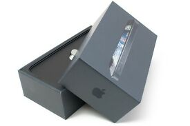 MINT IPHONE 5 BOX, WITH INSTRUCTIONS