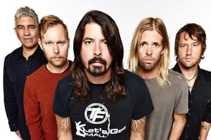 Foo Fighter tix July 12/2018 Rogers Centre