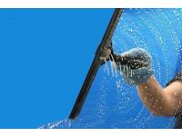 High Reach Window Cleaner, West End, City Centre, Southside, East End