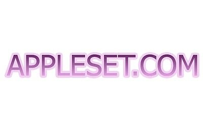 Premium Domain Name  APPLESET.COM  appleset.com   best for APPLE SET site !!!