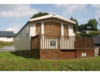 South Devon pre-owned Static Caravan (2009 Swift Moselle 35x12) in excellent condition