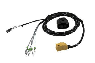 For Vw T5 10- Original Kufatec Wiring Pdc Sensor Control Unit Park Pilot Front
