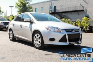 2014 Ford Focus SE, BLUETOOTH,BANCS CHAUFFANTS