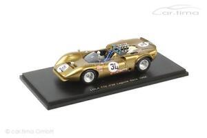 Lola T70 - Laguna Seca 1968 - George Follmer - Spark - 1:43