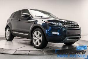 2013 Land Rover Range Rover Evoque Pure 4X4, CUIR, TOIT, NAV, BL