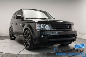 2013 Land Rover Range Rover Sport Supercharged 4X4 CUIR, TOIT, N