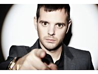 2 tickets for Mike Skinner and The Streets at Brixton Academy 27/4/18.