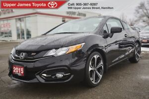 2015 Honda Civic Si FULLY LOADED, SUPER RARE!