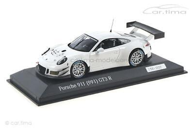 GT3 1 of 200 voodoo blau Porsche 911 991 car.tima EXCLUSIVE Minichamps