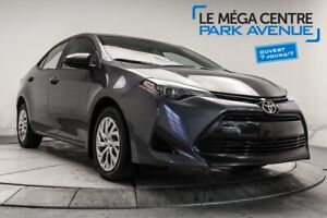 2018 Toyota Corolla LE BLUETOOTH, BANCS CHAUFFANTS, CAMERA