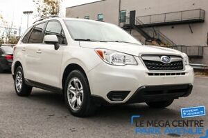 2015 Subaru Forester 2.5i AWD, CAMERA, BLUETOOTH, BANCS CHAUFFAN