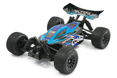 FTX COLT 1/18 RC Buggy 4WD Ready To Run Brushed 2.4Ghz RC BLUE/Black FTX5505