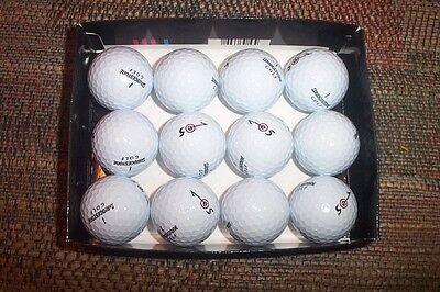 Bridgestone E5 Golf Balls - 6 dozen BRAND NEW 2013 Bridgestone E5 golf balls white bulk