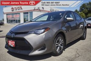 2017 Toyota Corolla LE UPGRADE PACKAGE
