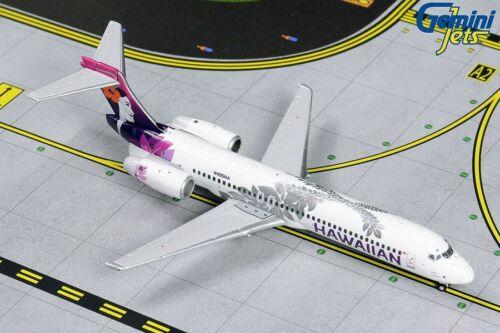 GEMINI JETS (GJHAL1789) HAWAIIAN AIR 717-200 1:400 SCALE DIECAST METAL MODEL