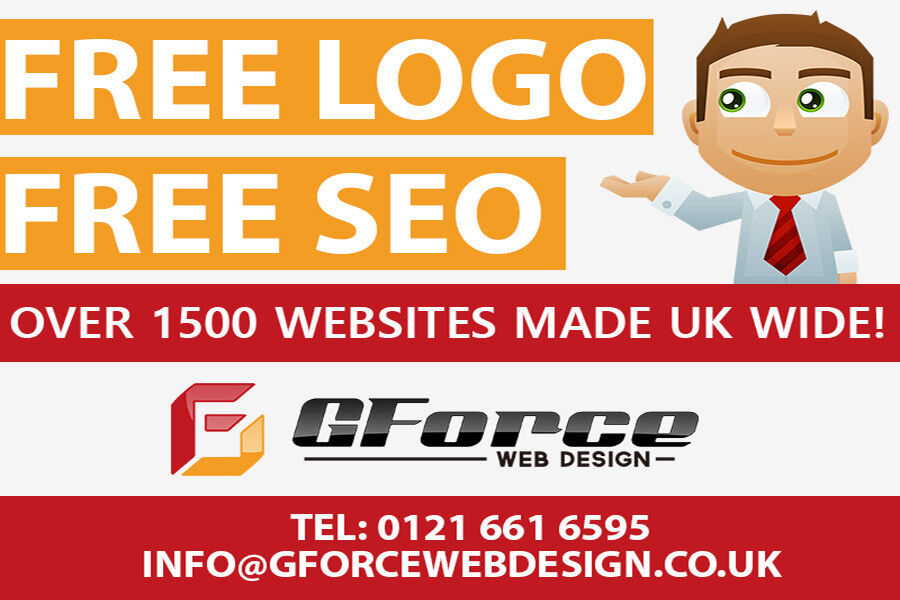 1 WEB DESIGN AGENCY | OVER 1500 WEBSITES MADE UK WIDE | FREE