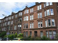 1 Double-bedroom FURNISHED flat on Havelock Street in the heart of West End Glasgow