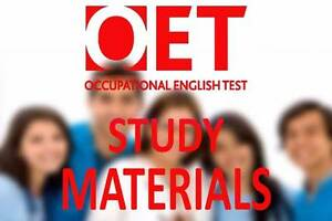 OET-Complete Practice Materials For NURSES Wynnum Brisbane South East Preview