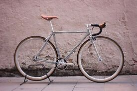 Single Speed Bicycle - Polished to perfection