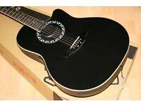 Ovation semi-acoustic guitar
