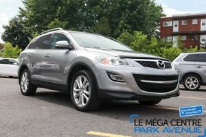 2012 Mazda CX-9 GT AWD, CUIR, TOIT, BLUETOOTH, 7 PASSAGERS