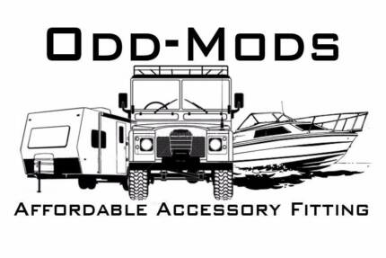 ODD-MODS Affordable Accessory Fitting & Caravan Repairs Toowoomba 4350 Toowoomba City Preview