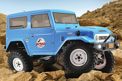 1:10 FTX OUTBACK  4X4 TRAIL RTR TRUCK WITH FJ  BODYSHELL