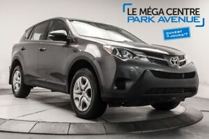 2015 Toyota RAV4 LE GROUPE ELEC, BTH, MAGS*RESERVE*