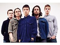 2 x Sold out Maccabees tickets for Saturday 1st July 2017