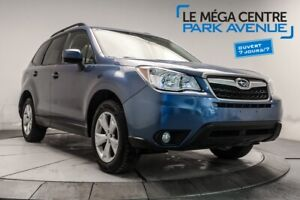 2016 Subaru Forester 2.5i TOURING AWD MAGS, TOIT, CAM, B.CHF