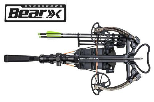 NEW Bear Archery Bear X Intense Crossbow RTH Package 400 FPS Veil Stoke Camo