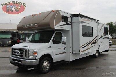 2017 Winnebago Spirit 31D Used RV Class C Motorhome Gas Ford Triton Coach