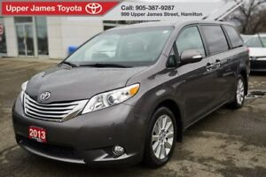 2013 Toyota Sienna XLE 7 Passenger XLE LIMTIED AWD FULLY LOAD...