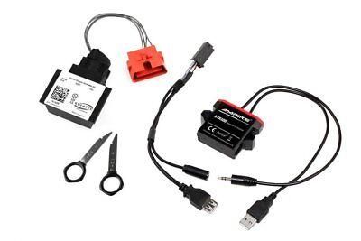 Original Ampire Kufatec Bluetooth A2DP Interface Aux Jack MP3 for Audi Mmi 3G