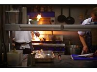 CHEF DE PARTIE at THE QUALITY CHOP HOUSE. Work with finest seasonal produce, daily changing menus