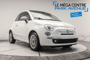 2013 Fiat 500 **RESERVE**LOUNGE - MAGS, BLUETOOTH