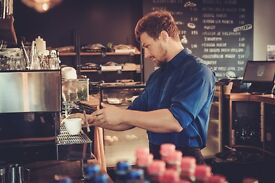 Barista and Coffee Maker Required, Immediate Start