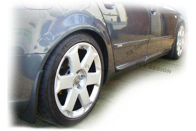 Audi A4 B8 Limo Schmutzfänge 4 Piezas Guardabarros Cubierta FENDER Kfz Protector