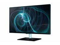 "Massive Samsung 27"" LED monitor, SD390 (Guaranteed)"