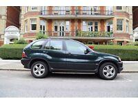 X5 BMW - Top Spec- Diesel 4x4 Full Leather