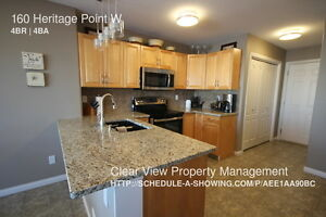 Executive 4 Bedroom Home on Heritage Point