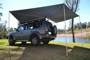 Rapid Wing Wraparound Awning Camping Sun Shade Sydney City Inner Sydney Preview