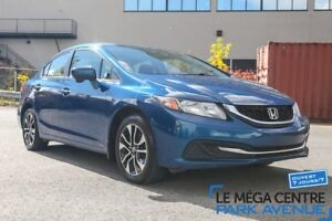 2015 Honda Civic EX CAMERA, TOIT, BANCS CHAUFFANTS, MAGS