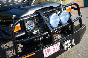 1982 Toyota LandCruiser HJ47 Resto Mod / Promotional Molendinar Gold Coast City Preview