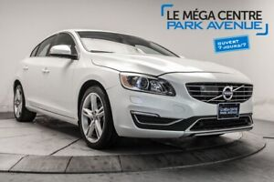 2016 Volvo S60 T5 SPECIAL EDITION AWD CUIR, TOIT, NAV