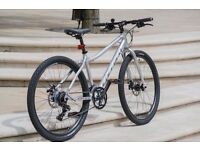 "Carrera Subway 1 Womens Ladies MTB Hybrid Bike Alloy Frame Shimano Gears 27.5"" Inch Wheels 16"""